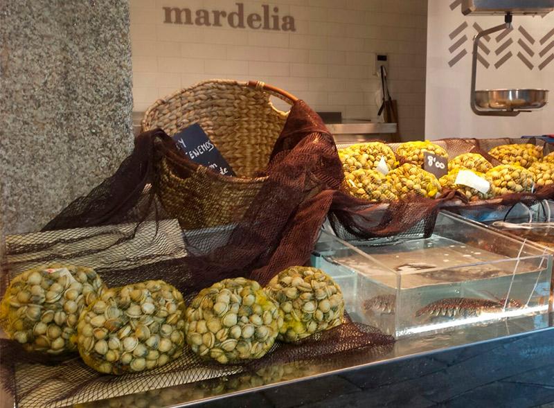 El mejor marisco de Galicia